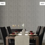 Snap Decision:  Choosing Wallpaper for the Dining Room