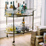 Bar Carts:  Terribly Tacky or Tantalisingly Terrific?