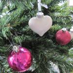 Rockin' 'Round the Christmas Tree:  Living Room Decs
