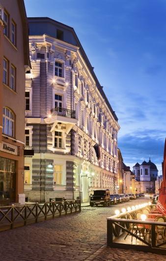 Take Me Away: Hotel Telegraaf, Tallinn, Estonia