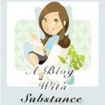 Good to Give, Good to Get: A Blog With Substance!