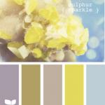 Colour Your World: Design Seeds