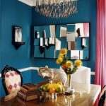 Style Inspiration: Peacock Blue to Deep Teal Walls