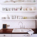 Kitchen Inspiration:  Swoon Worthy Open Shelving