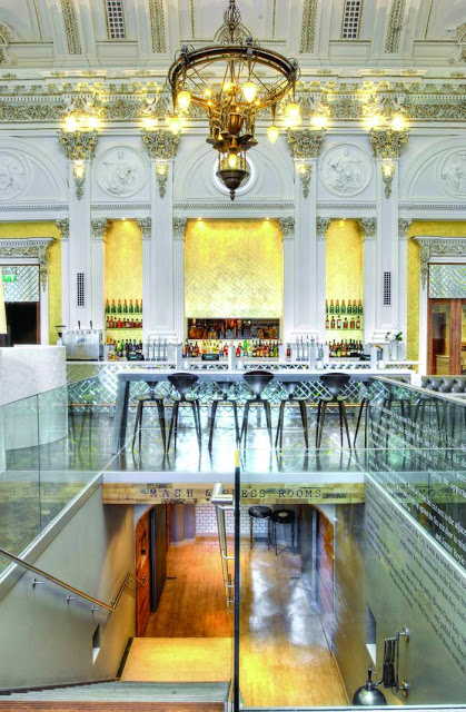 Take Me Away:  Corinthian Club, Glasgow