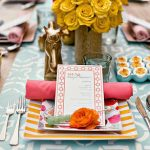 Colour Crush:  Coral and Turquoise