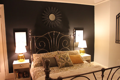 Bedroom Inspiration:  Sunny Yellow Headboards