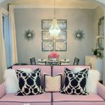 Room Lust:  Hollywood Regency in Blush Pink