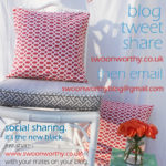 Social Sharing Is the New Black: 25% Swoon Worthy Homewares Discount