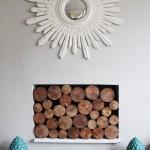 I So Wood (Part II):  Decorative Logs (At Last!)
