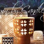 Pretty Candles, Living Naturally and Bubbly Dishes