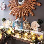 A Swoon Worthy Christmas Part II:  The Mantle
