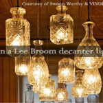 An AMAZING Giveaway:  Win a Lee Broom Crystal Decanter