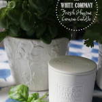 Product Review: The White Company Ceramic Candles