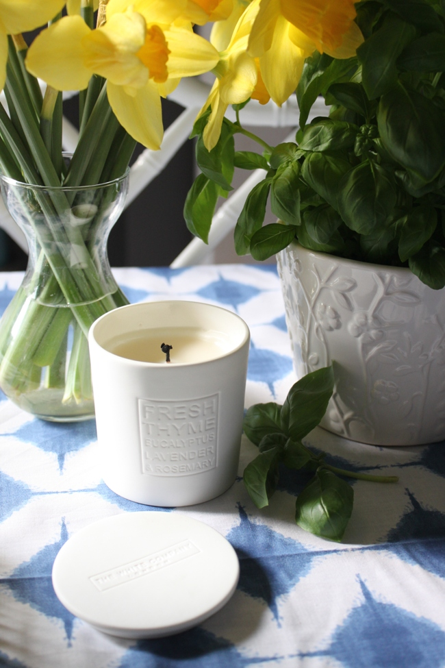 Candle addict? Check out my thoughts on The White Company candles