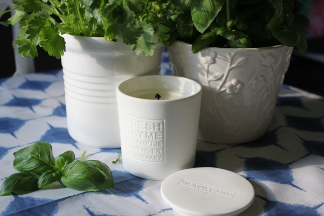 Love candles too? Check out my thoughts on The White Company candles in Fresh Thyme