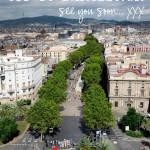 Take Me Away:  Barcelona, Spain