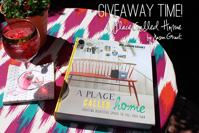 Book Review and a Giveaway!  A Place Called Home by Jason Grant