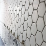 Operation Bathroom Remodel:  Hex Tile Gratification