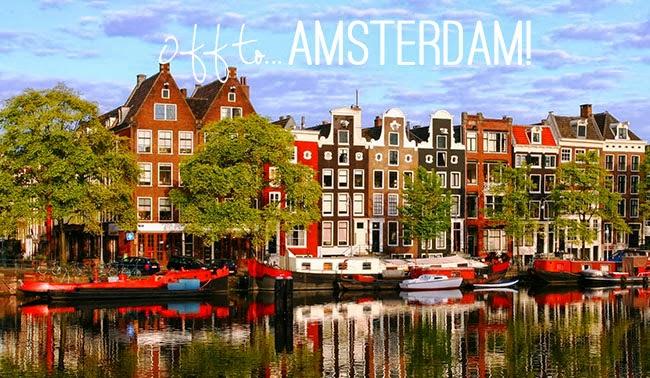 Take Me Away…  Amsterdam