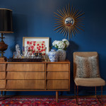 Deep Blue Something: So I repainted my dining room…
