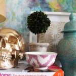 Autumn Refresh: New Vignettes in the Living Room