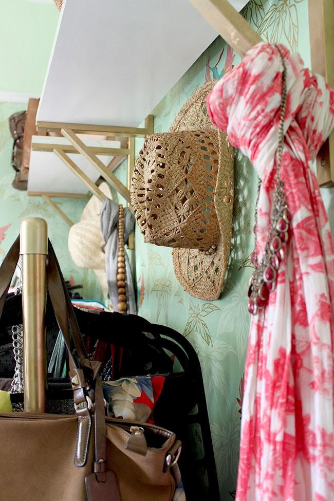 Seasonal Refresh in the Dressing Room