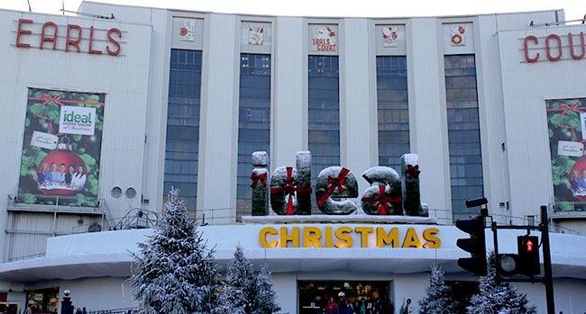 Ideal Home Show Christmas 2013 Event