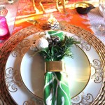 My Christmas Table and Final Words for 2013