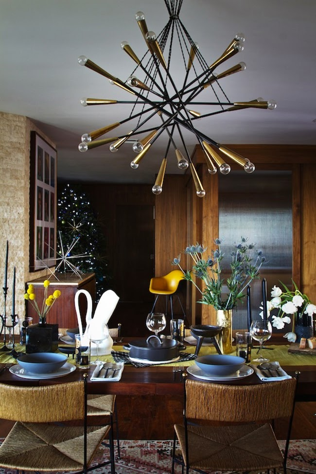 The swoon worthy to do list for 2014 swoon worthy for Dining room lighting uk