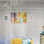 Living Room Wall Progress:  My New Jali Radiator Cover