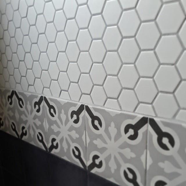 Operation Bathroom Remodel:  Some sneaky peeks