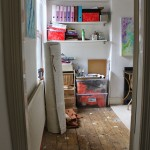 Guest Bedroom/Office Remodel: The dreaded BEFORE pics…