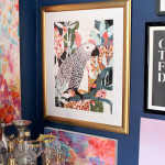The £30 Gallery Wall Shakeup (or a game of 'Spot the Difference')