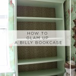 Dressing Room Mini-Makeover: My Ikea Billy Bookcase Hack!