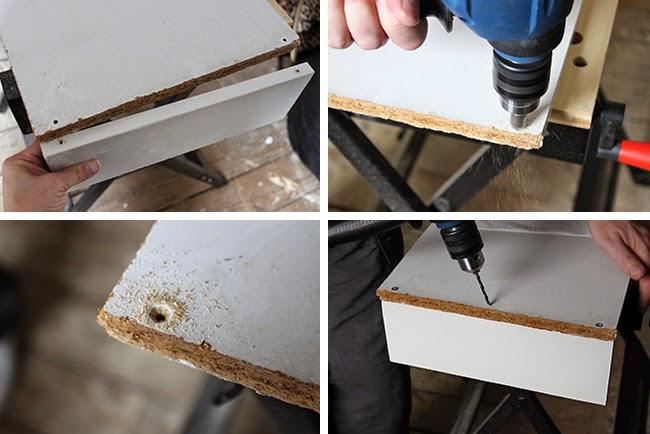 How to make a pelmet - steps