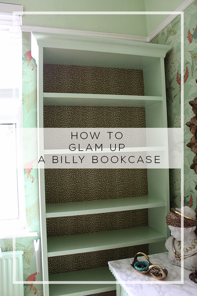 Dressing Room Makeover My Ikea Billy Bookcase Hack Swoon Worthy