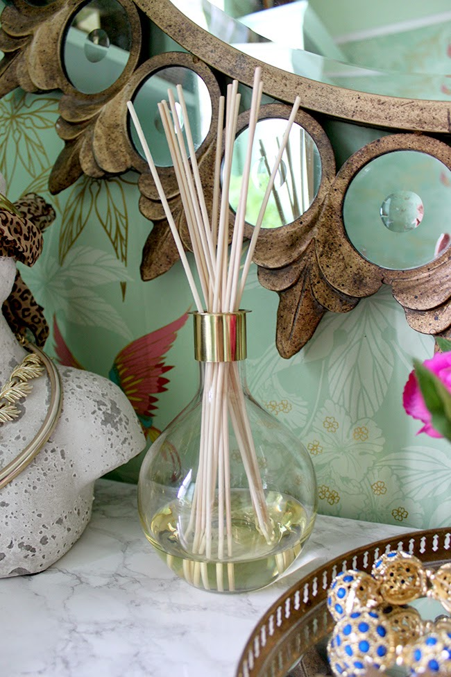 Fill your home with gorgeous scents by following my simple steps on how to make a home fragrance diffuser