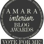 Interior Blog Awards: Where I become very pathetic and beg for your votes…
