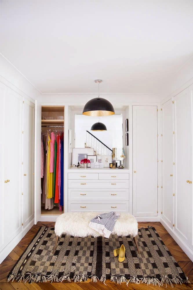 Wardrobe solutions for dreamy dressing rooms