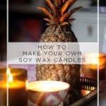 How to Make Soy Wax Candles with Essential Oils