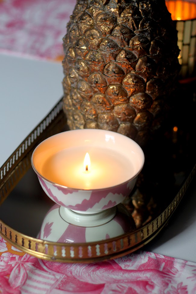 Love candles too? Find out how to make soy wax candles of your own with Geranium and Lemongrass essential oils.