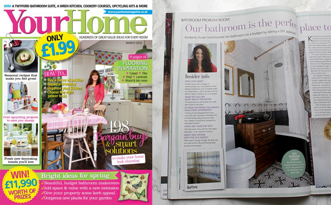 Your Home Magazine March 2015