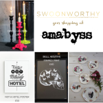 Shop in the Spotlight: Amabyss (plus a discount for Swoon Worthy readers!)