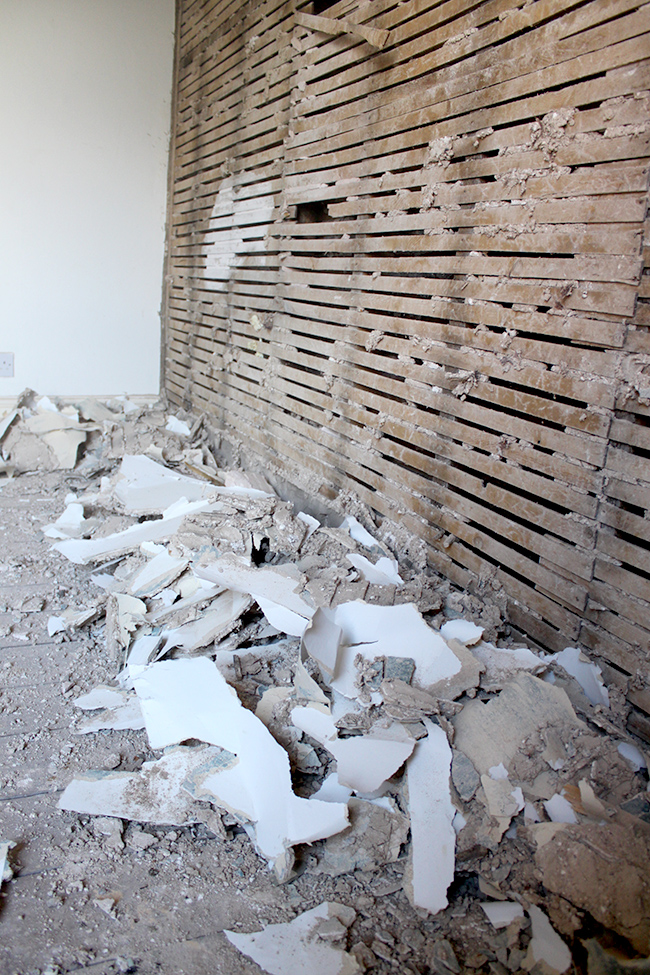And the walls came tumbling down…