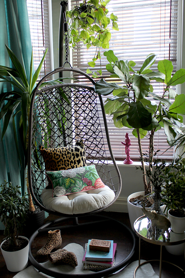 Jungle Trend - hanging chair