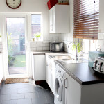 Getting Warmer: Adding some wood touches to the kitchen