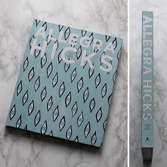 Allegra Hicks An Eye for Design Cover