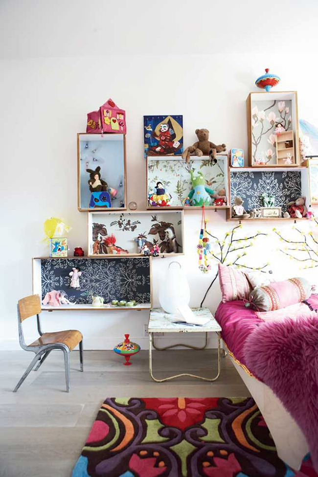 Project Sparkle: Tween Girls' Room Inspiration