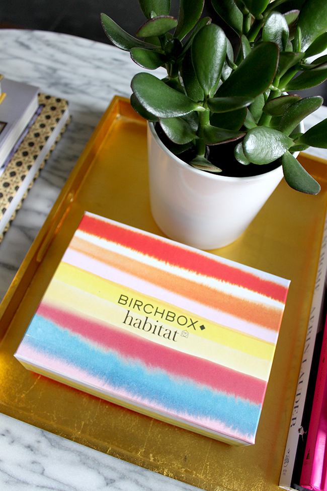 Birchbox by Habitat
